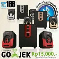Speaker Aktif Dazumba DW 166 Bluetooth Usb Memory