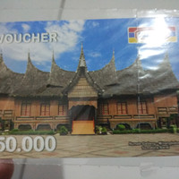 Voucher indomaret Rp 100000 [2 x 50rb] / [1 x 100rb]