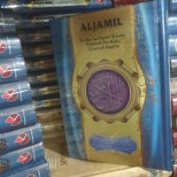 Al Jamil alquran Terjemahan perkata 3 bahasa Arab - Indonesia -Inggris