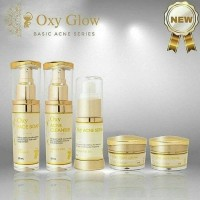 Oxyglow Oxy Glow Basic Acne Series by dr. Andini