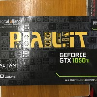 VGA Digital Alliance (Palit) GTX 1050Ti Dual 4GB DDR5