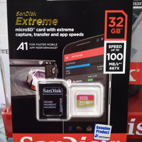 MEMORY MEMORI CARD KAMERA DSLR MICRO SD + ADAPTER SD CARD 32GB