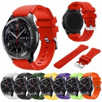 Silicone Sport Watch Band Strap for Samsung Gear S3 Frontier / Classic