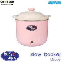 Baby Safe Slow Cooker LB009 Food Processor Makanan Bayi Murah