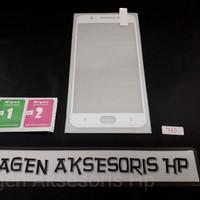Tempered Glass FULL Layar Vivo Y69 5.5inc Screen Guard Warna AntiGores