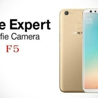 HP OPPO F5 YOUTH RAM 3/32GB - F 5 GOLD & BLACK - GARANSI RESMI OPPO