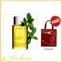 Clarins Tonic Body Treatment Oil 100ml Original