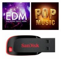 Top 400 Mp3 320 kbps Lagu Pop Barat 2014- 2017 dan FD sandisk 8gb