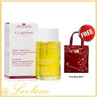 Clarins Contour Body Treatment Oil Contouring, Strengthening 100ml ORI