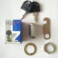 30 mm Camlock cam lock Huben kunci lemari etalase aluminium patok