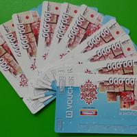 Voucher Indomaret nominal 100rb