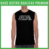 Kaos Sum 41 Logo 1 Singlet/Tanpa Lengan TPL-SUM01 Pria