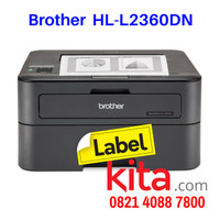 Printer Laser Mono Duplex & Network Brother HL-L2360DN | HL L2360DN
