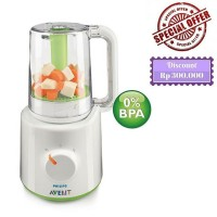 Jual PHILIPS AVENT BABY COMBINED STEAMER AND BLENDER Murah