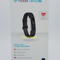 Fitbit Alta HR Fitness Wristband Smartwatch Tracker Black S
