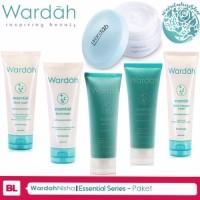 Wardah Essential Series Paket