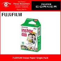 FUJIFILM Instax Paper Single Pack