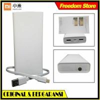 Jual ORIGINAL Xiaomi POWER BANK MiPRO 2 20000mAh Quick Charger Samsung Asus Murah
