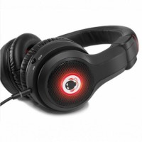 Boomphones Headphones Phantom Matte Black