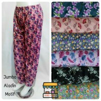 Aladin Jumbo Motif / Celamis Aladin / Dalaman gamis / Aladin Motif