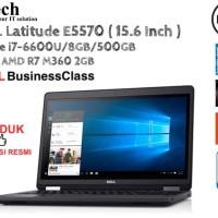 DELL Latitude 5570 ( 15.6 Inch ) Core i7-6600U DOS