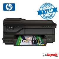Printer HP OfficeJet 7612 Wide Format A3 All-in-One Wifi PSC Garansi