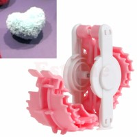 Harga heart shape pom pom maker alat membuat pom pom bentuk | antitipu.com