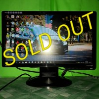 LED Monitor Komputer BenQ 19inch wide g922hd