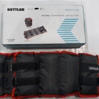 Bending Tangan / kaki 7 kg perpasang Kettler Ankle / Wrist Weight