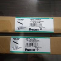 Panduit CPPL24WBLY Patch Panel 24 Port