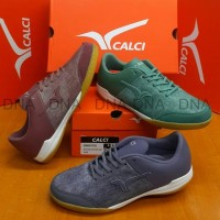Sepatu Futsal / Sneakers Calci Dominion Purple Choc Jeans ORIGINAL