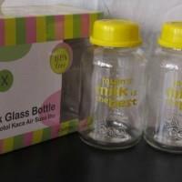 terbaik Botol / Toples Kaca BABY PAX 150ml (Baru):  SATUAN