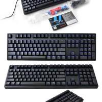 Mechanical Keyboard IKBC TD108 Fullsize Blue LED (Blue Cherry MX)