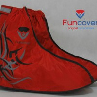 Jas hujan sepatu/Sarung sepatu/Cover shoes anti air Fun Cover