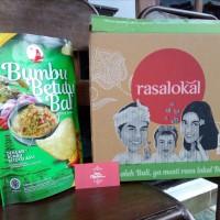 Rasa Lokal Kripik Singkong paket 5 bungkus Bumbu Betutu Bali