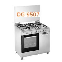 DG-9507 FREESTANDING COOKER - KOMPOR GAS DENGAN OVEN DOMO MURAH