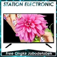 CHANGHONG 40E2100 Digital LED TV [40 Inch/DVB-T2/USB Movie] - Hitam