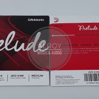 Senar Biola D' Addario Prelude Set J810 4/4 Medium (Original)