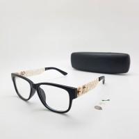 Frame Kacamata Minus Wanita Dolce & Gabbana D&G Wayang Coklat