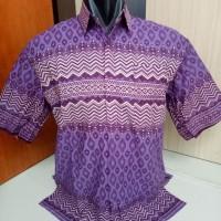 Kemeja Hem Batik Basse Harga Grosir 5 Warna