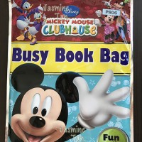 Disney Junior Mickey Mouse Clubhouse Busy Book