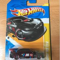 HOTWHEELS/ HOT WHEELS - BMW M3 GT2 BLACK