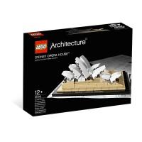 Lego 21012 - Sydney Opera House - Architecture