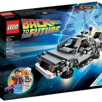 Lego 21103 - Back To The Future