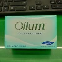 Jual OILUM COLLAGEN SOAP SKIN MOUISTURAZING 85 g Murah