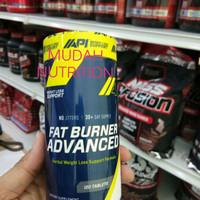 API FAT BURNER ADVANCED 120 softgel - Weight Loss Support