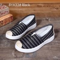 Casual Sneakers Lady 8YA33   sepatu wanita   sepatu branded