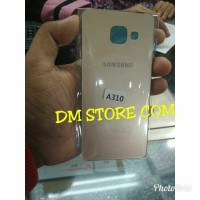 BACK DOOR BACK COVER TUTUP BATERAI SAMSUNG A310 A3 2016 ORI WARNA GOLD