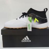 Sepatu Futsal Adidas Tango 17.3 IN Putih Hitam Original Asli Murah