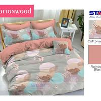 Sprei STAR Cottonwood Ukuran 180x200